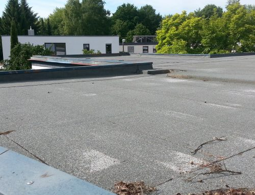 Plagued By Flat Roofing Problems?